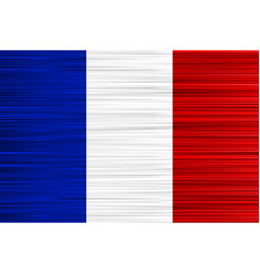 concept french flag blue white red background vector image