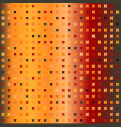 Glowing pattern seamless vector