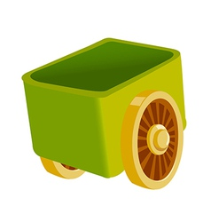 icon toy vector image