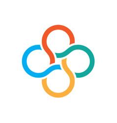 Olimpic logo vector
