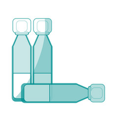 Test tube healthcare related icon image vector