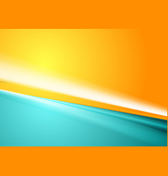 bright contrast abstract background with smooth vector image