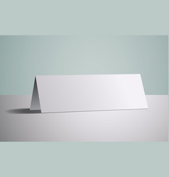 graphic business object work white card vector image