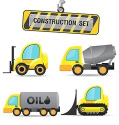 Construction Symbol Icon Object Set C vector