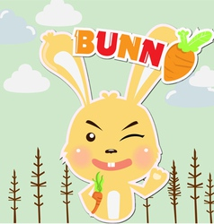 little cony vector image