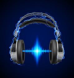 Music high voltage vector