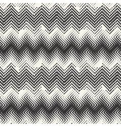 Ornate textured chevron vector
