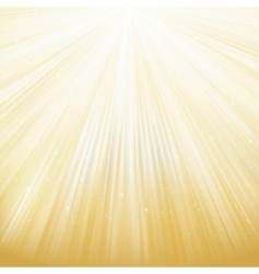 gold Christmas background vector image