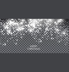 snow design element background vector image