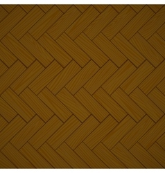 Wooden striped textured parquet background vector image