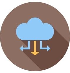 Cloud Data Distribution vector