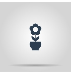 Flower Icon concept for vector