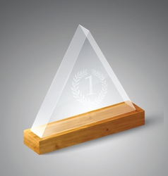 Realistic Award vector