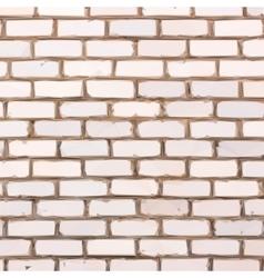 Brick wall background Geometric polygonal style vector image