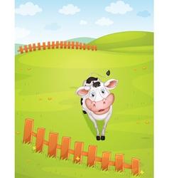 A cow vector
