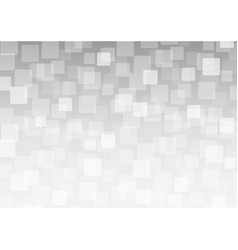 abstract gray rhombus background vector image