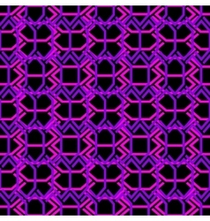 Colored hexagonal pattern eps 10 vector image