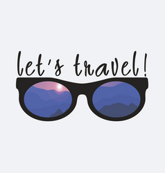 Lets travel vector