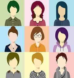 Women vector