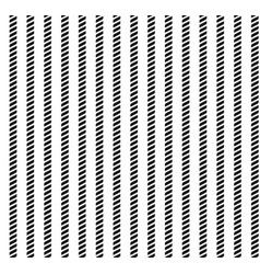 black and white striped vertical lines pattern vector image