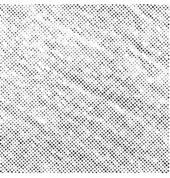 Grunge halftone texture vector