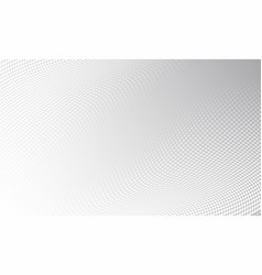 white gray modern bright halftone pattern vector image