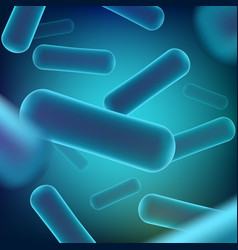 creative of probiotics vector image