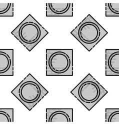 sex shop flat pattern vector image vector image