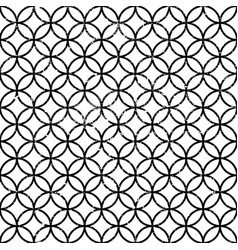vintage seamless pattern textured vector image
