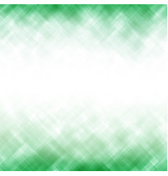 Abstract green background square mosaic pattern vector