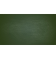 Green chalkboard background texture vector image