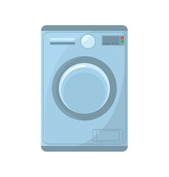 Washing machine home appliance vector