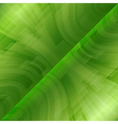 background green stripes wave diagonal vector image