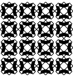 Design seamless geometric pattern vector image