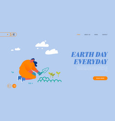 Global warming environment care and day earth vector
