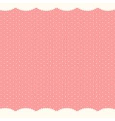 Abstract Polka Dot Background vector