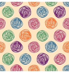 background color pastel seamless pattern vector image