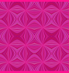pink seamless psychedelic geometrcial curved vector image