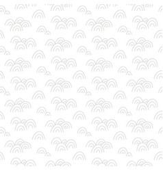 vintage retro abstract seamless pattern vector image