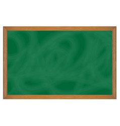 school board on a white background vector image