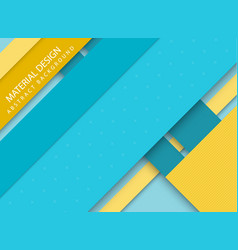 abstract stripped background - material design vector image vector image