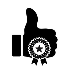 Good quality check icon for applications vector