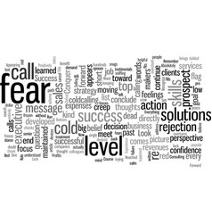 How you can conquer fear and capture profits vector