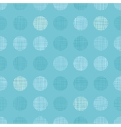 Vintage Pastel Blue bay Boy Dots Circles vector