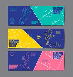 Template sport layout design flat design single vector