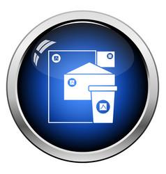 Branding icon vector