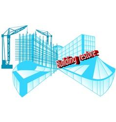 Building restore vector