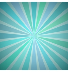 Fanning Rays Abstract Geometric Background with vector image