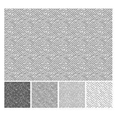Pattern rough hatching grunge texture vector