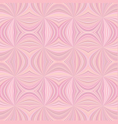 pink seamless psychedelic abstract curved stripe vector image